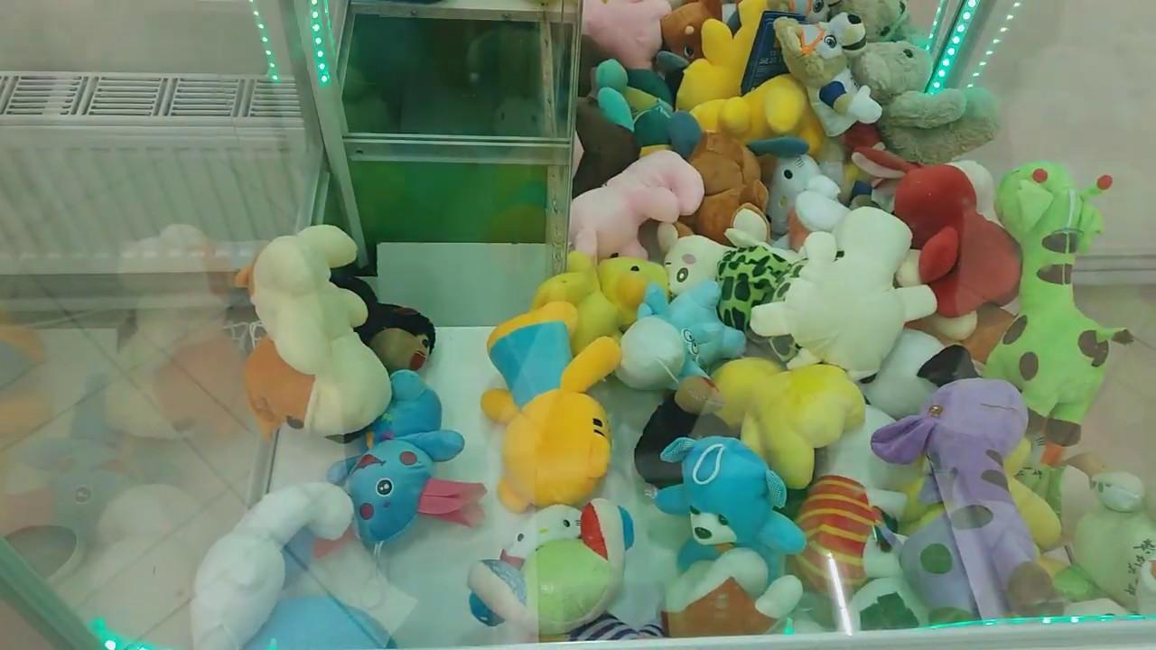 Игровой автомат с игрушками играть игры лягушки игровые автоматы играть