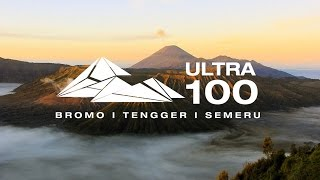 bromo tengger semeru 100 ultra 170k full course preview