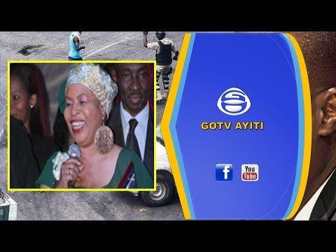 Lilianne P Paul en direct  |  Journal 4tre Radio Kiskeya Port-au-Prince , Haiti