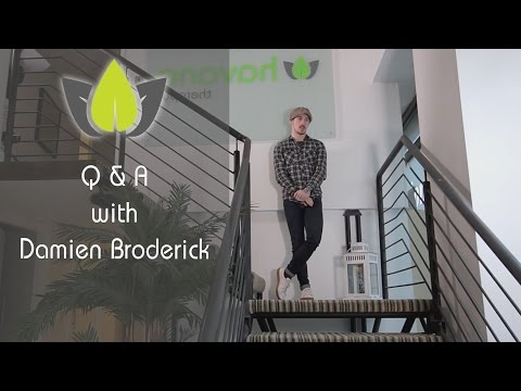 Q & A with Damien Broderick