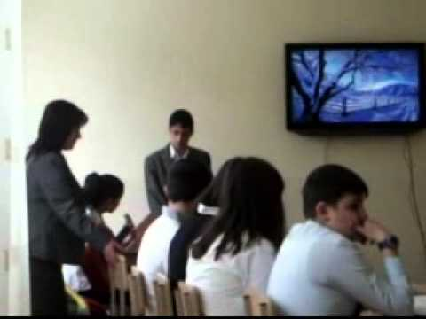 62 School In Armenia. A. Gevorgyan (about Nalbandyan).flv