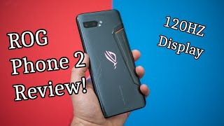 Exzessives Gaming am Smartphone? - Asus ROG Phone 2 Review! | IboKnowsBest