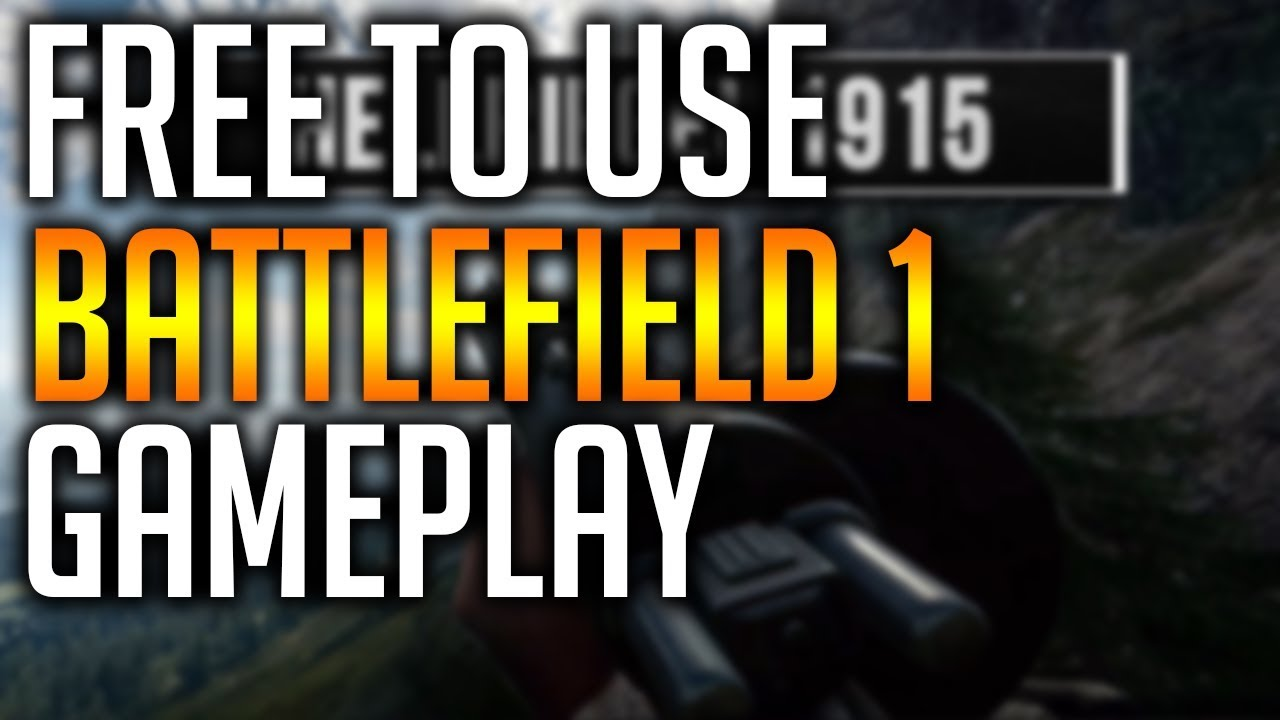 Free To Use Battlefield  Gameplay Hd P Fps