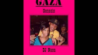 Gaza Genesis Mixtape 2012 - DJ Nasa DFE.