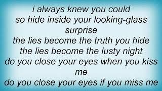 Smashing Pumpkins - Do You Close Your Eyes Lyrics