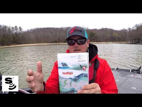 Navionics Card Comparison- Navionics+ Regions And HotMaps Platinum