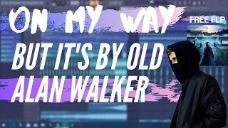 """WHAT IF """"ON MY WAY"""" BY ALAN WALKER Was Made As Signature ALAN WALKER SONG?"""