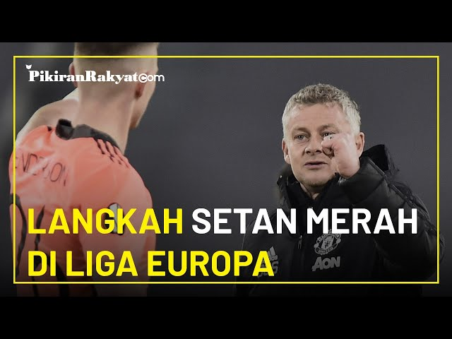 Manchester Utd vs Real Sociedad, Imbang Tanpa Gol, Lanjutkan Langkah Setan Merah di Liga Europa