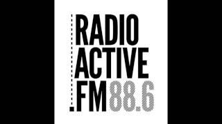 Arli Liberman interview with Redbird Jnr at Radio Active 27 Nov 2013