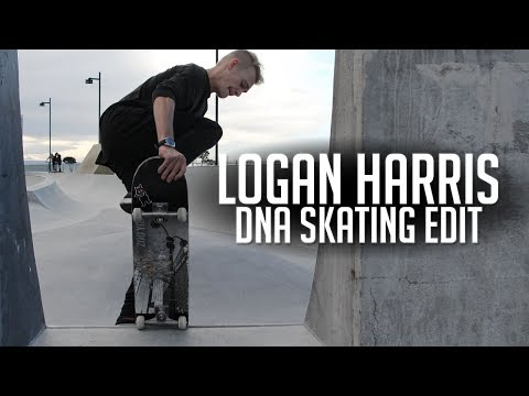 DNA Skating Edit - Logan Harris Skatebaording Edit