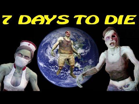 7 Days to Die [Valmod] ► 14 ночь ►#3 (18+) (Стрим)