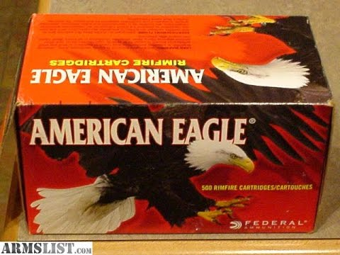 22 Lr Ammo Test American Eagle