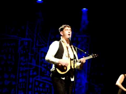 Patrick Wolf - Hard Times [acoustic version] (live @ Mole Vanvitelliana, Ancona - 23.06.12)