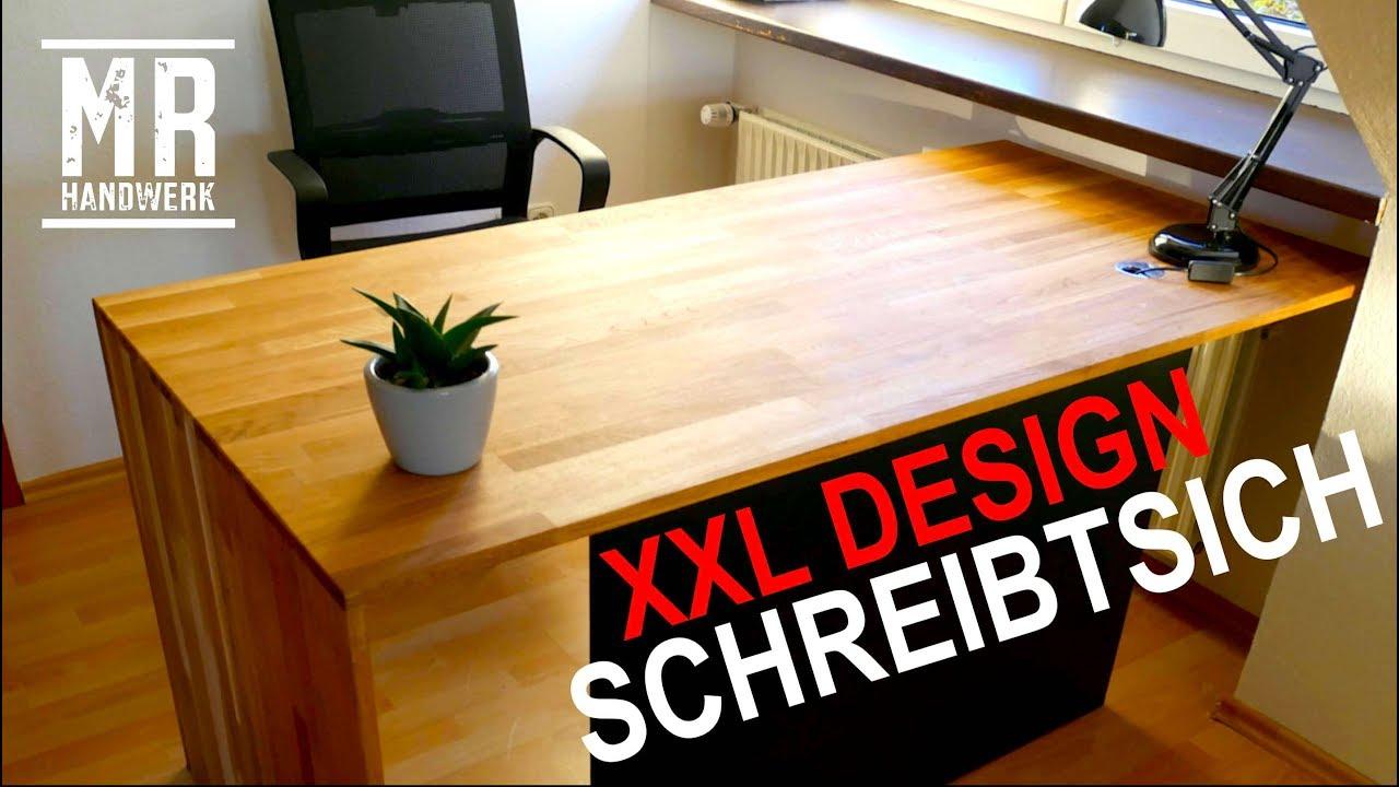 12 Design Schreibtisch Selber Bauen Youtube