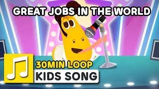 GREAT JOBS IN THE WORLD | COMPILATION | 30min LOOP | LARVA KIDS