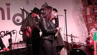 Смотреть Сергей Пахомов блюз бенд джем 26 сентября в Hidden bar онлайн