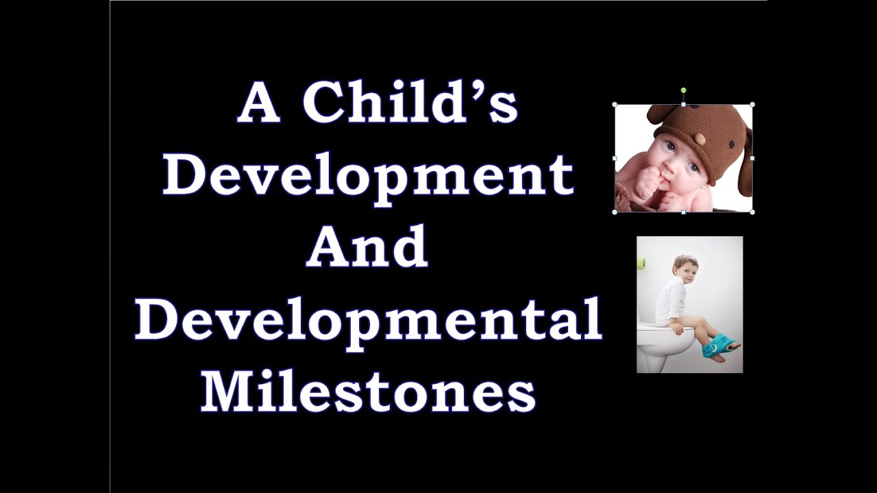 child development milestones Because of the many exciting child development milestones your child will reach during his or her fascinating journey through childhood, i cannot cover them all in depth here even though i would.