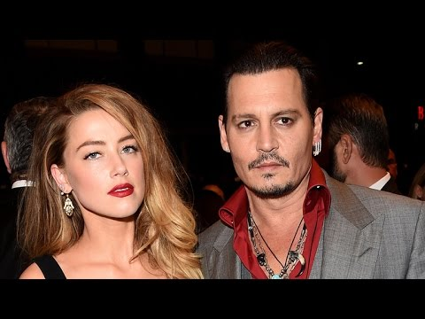 Amber Heard Denies She Leaked Video Showing Johnny Depp Throwing a Wine Bottle and Glass