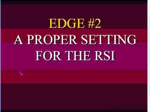 Steven Primo: The Correct Way To Use The RSI In Forex Trading: Part 2