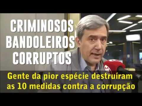 Brasil Politica - Criminosos, bandoleiros, corruptos