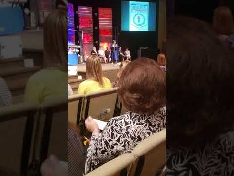 2018 Salutatorian Speech  Memorial Day School Rebecca Williams