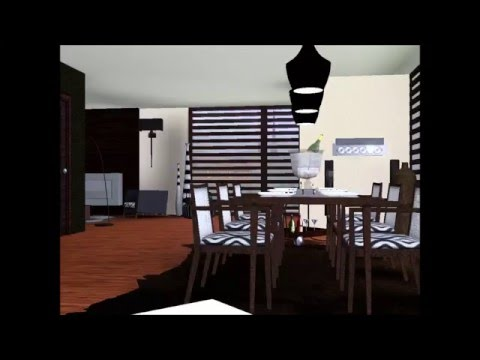 the sims 3 SoHo Penthouse