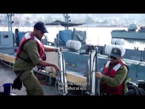A Day in the Life of a Sailor in the Israel Navy
