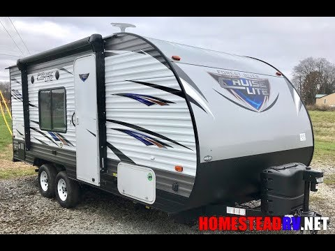 2018 SALEM 171RBXL CRUISE LITE REAR BATH TRAVEL TRAILER OHIO RV DEALER www.homesteadrv.net