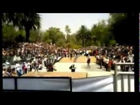 Veja o video -Paul Rodriguez e Ishod Wair Nike Skateboarding Demo Ciudad de México 2012