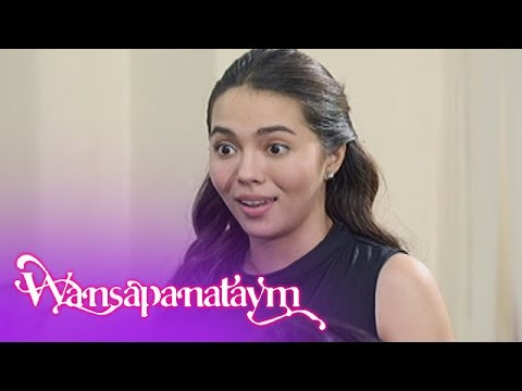 Wansapanataym: Annika is irked upon noticing that Bitoy is being bullied by his classmate