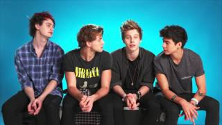 5 Seconds of Summer - Heartbreak Girl (Track by Track)