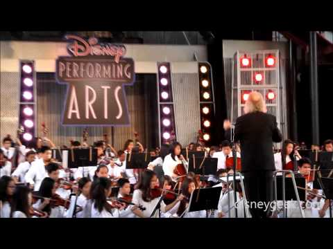DCA: Disney Performing Arts - Chaparral Middle School Sinfonia Orchestra - Clips
