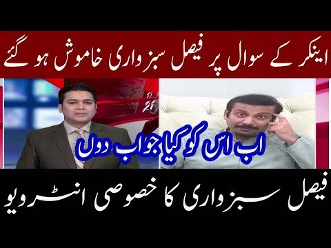 Exclusive Interview of Faisal Subzwari | Neo News