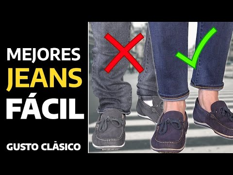 Cómo doblar tus jeans | 5 formas de doblarlos con estilo