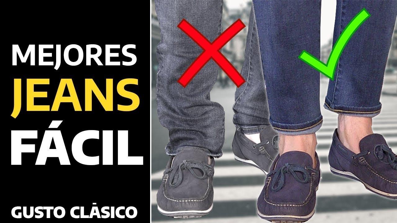 zapatos altura hombre jeans