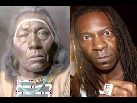 Doppelganger: African Americans ARE The American Indians
