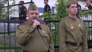 Песня Журавли захоронение солдат в Оборонном