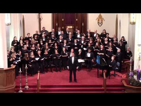 USM Gulf Coast Civic Chorale Holiday Concert 2017