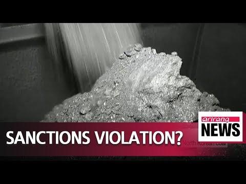 South Korea investigating report on illegal shipments of North Korean coal