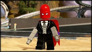 LEGO Marvel Superheroes 2 Creating Red Hood & Nightwing! Customs!