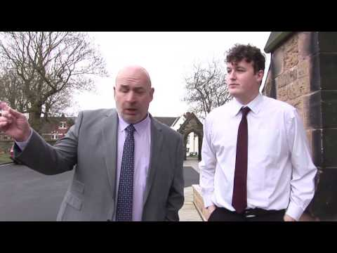 A day in the life of an apprenticeship through Derbyshire County Council