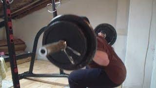 Meet Prep: W1d1 - Push Press And Squats