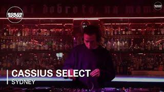 Cassius Select Boiler Room Sydney DJ Set