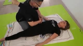 Курсы массажа Караганда.Traditional Thai massage in Berc Spa studio massage
