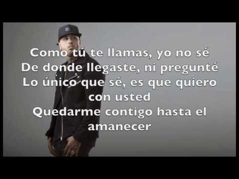 Hasta el amanecerLyrics