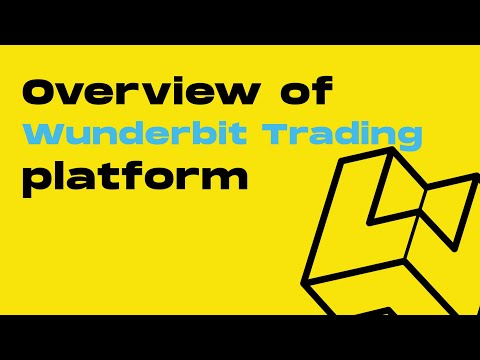 Wunderbit Crypto Trading Platform Overview