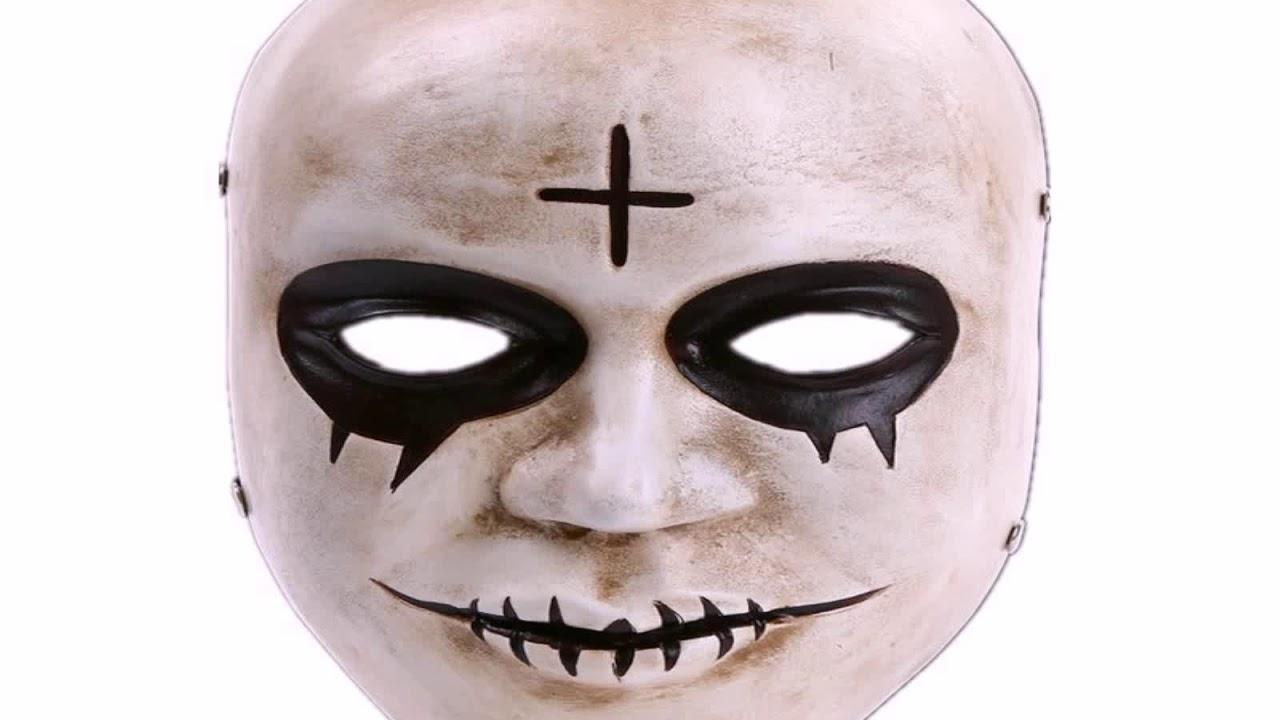 или какие маски можно нарисовать на хэллоуин картинки это время года