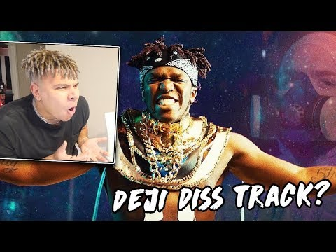 KSI & Randolph - Beerus (DEJI DISS TRACK) REACTION