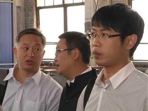 Визит китайской делегации на АО АМЗ ВЕНТПРОМ