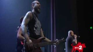 Killswitch Engage - Holy Diver Live 2009 Epiphone Revolver Golden Gods Awards High Quality